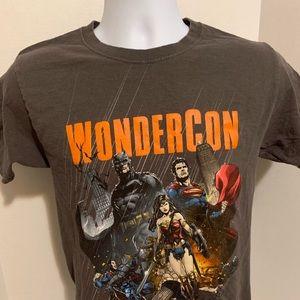 Exclusive 2016 Wondercon DC Trinity Size S Hanes